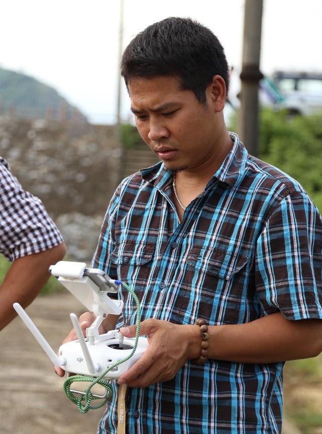 """Quay phim Tài Việt và đam mê """"bay"""" với flycam - Ảnh 1."""