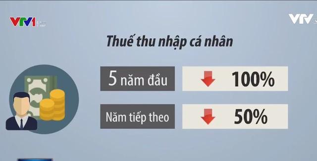 Ưu đãi thuế ở đặc khu kinh tế: Hấp dẫn nhưng chưa đủ - Ảnh 1.