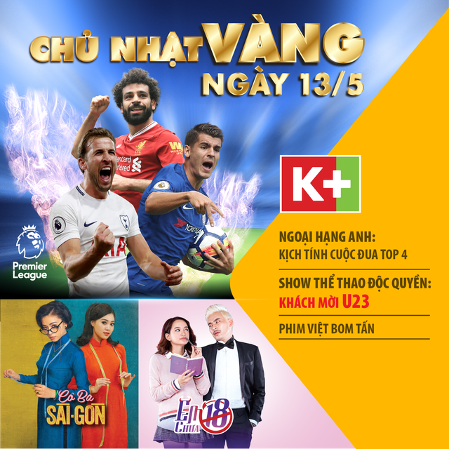 Nhà báo Lại Văn Sâm thử thách các tuyển thủ U23 trên K+ - Ảnh 1.