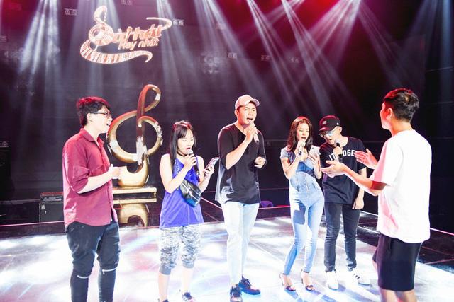 Chung kết Sing My Song: Học trò Lê Minh Sơn cõng chồng lên sân khấu - Ảnh 11.