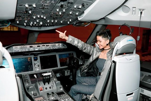 Hoa hậu H'Hen Niê hào hứng đi khám phá New Zealand - Ảnh 9.