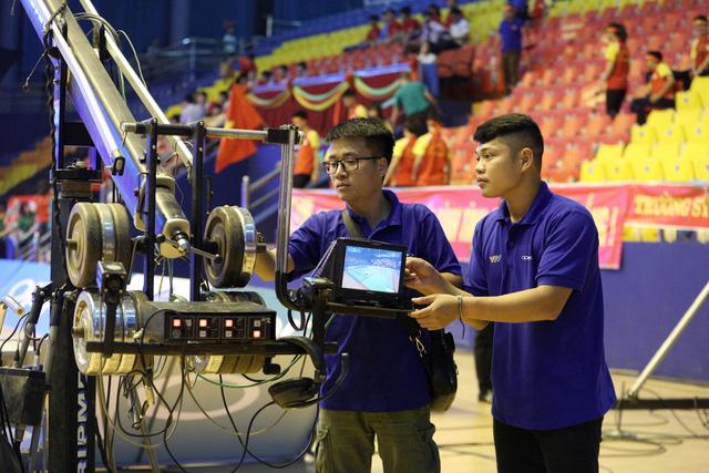 """Đây chính là những người """"cầm cân nảy mực"""" tại VCK Robocon Việt Nam 2018 - Ảnh 10."""