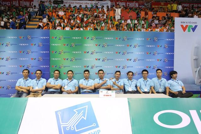 """Đây chính là những người """"cầm cân nảy mực"""" tại VCK Robocon Việt Nam 2018 - Ảnh 6."""