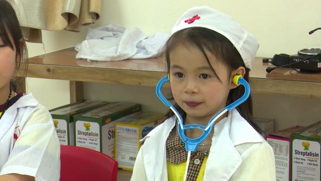 Nỗi buồn của cô bé 5 tuổi mắc bệnh tim bẩm sinh - Ảnh 1.