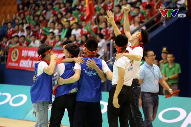 VCK Robocon Việt Nam: Đội chiến thắng mang theo hy vọng của những đội dừng bước - Ảnh 25.