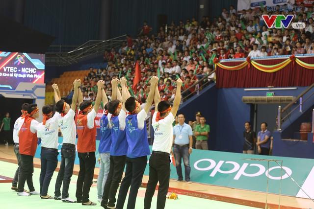 VCK Robocon Việt Nam: Đội chiến thắng mang theo hy vọng của những đội dừng bước - Ảnh 24.