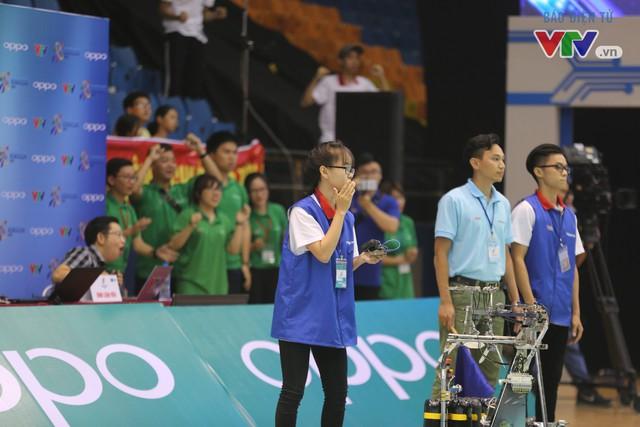 VCK Robocon Việt Nam: Đội chiến thắng mang theo hy vọng của những đội dừng bước - Ảnh 22.