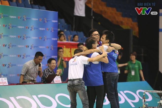VCK Robocon Việt Nam: Đội chiến thắng mang theo hy vọng của những đội dừng bước - Ảnh 19.