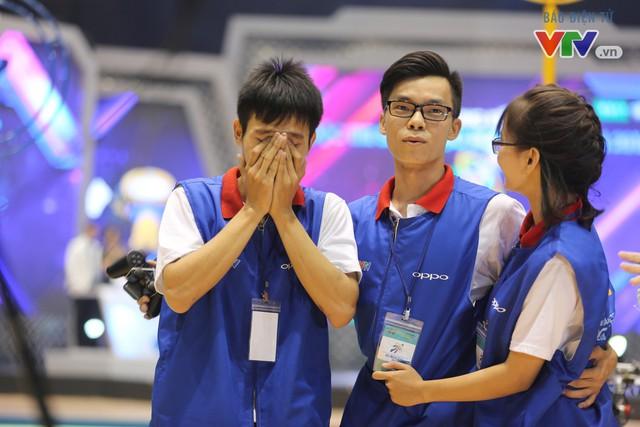 VCK Robocon Việt Nam: Đội chiến thắng mang theo hy vọng của những đội dừng bước - Ảnh 20.