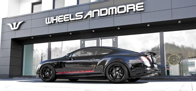 Bentley Continental 24 ''lột xác'' dưới bàn tay của Wheelsandmore - Ảnh 2.