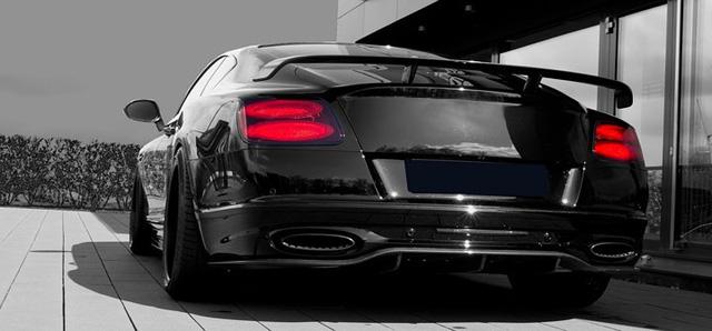 Bentley Continental 24 ''lột xác'' dưới bàn tay của Wheelsandmore - Ảnh 6.
