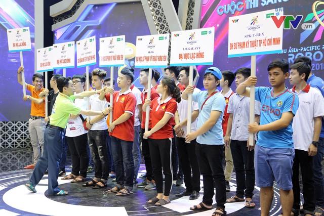 Chung kết Robocon Việt Nam 2018 đã sẵn sàng! - Ảnh 3.