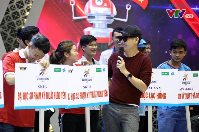 Chung kết Robocon Việt Nam 2018 đã sẵn sàng! - Ảnh 4.
