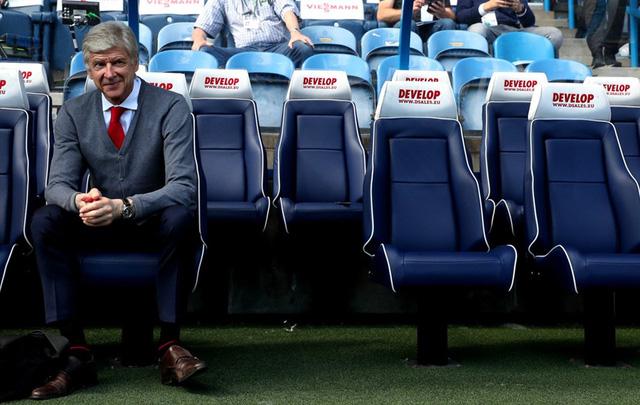 ẢNH: Trận đấu cuối cùng đầy cảm xúc của HLV Wenger - Ảnh 7.