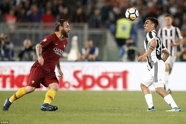 Juventus giành chức vô địch Serie A lần thứ 7 liên tiếp - Ảnh 1.