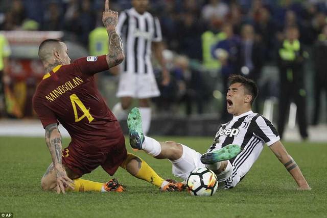 Juventus giành chức vô địch Serie A lần thứ 7 liên tiếp - Ảnh 2.