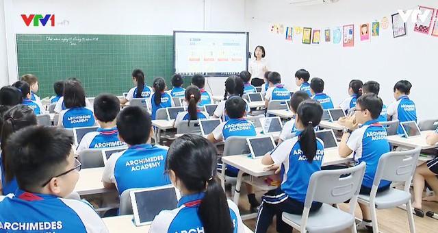 Hiệu quả mô hình lớp học thông minh - Ảnh 1.