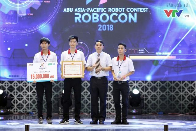 LH - ATM và LH - GALAXY đại diện Việt Nam tham dự ABU Robocon 2018 - Ảnh 4.