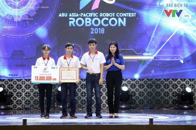 LH - ATM và LH - GALAXY đại diện Việt Nam tham dự ABU Robocon 2018 - Ảnh 5.