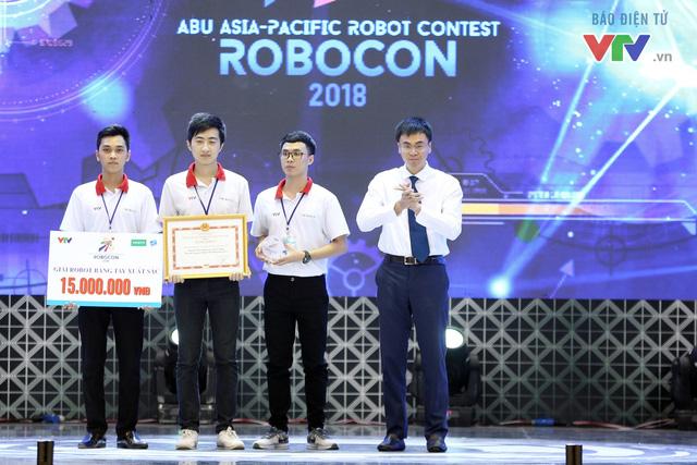 LH - ATM và LH - GALAXY đại diện Việt Nam tham dự ABU Robocon 2018 - Ảnh 7.