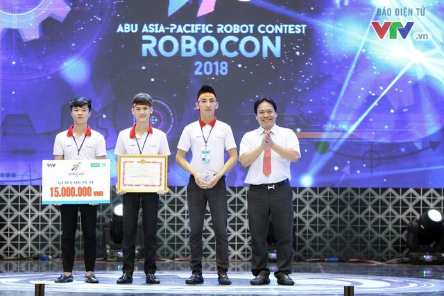 LH - ATM và LH - GALAXY đại diện Việt Nam tham dự ABU Robocon 2018 - Ảnh 8.