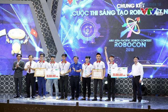 LH - ATM và LH - GALAXY đại diện Việt Nam tham dự ABU Robocon 2018 - Ảnh 3.