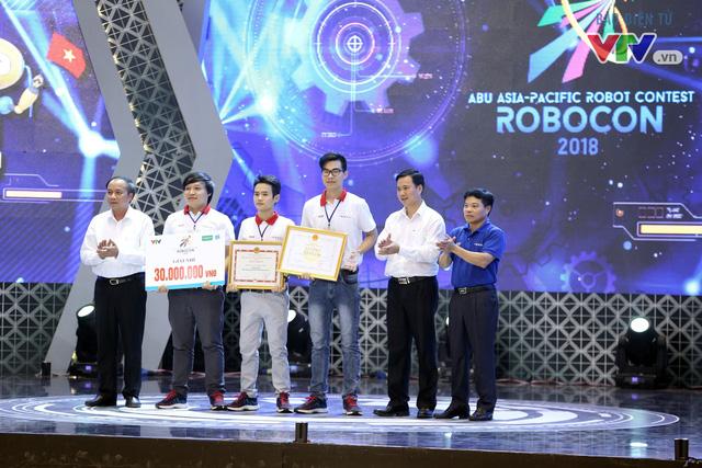 LH - ATM và LH - GALAXY đại diện Việt Nam tham dự ABU Robocon 2018 - Ảnh 2.