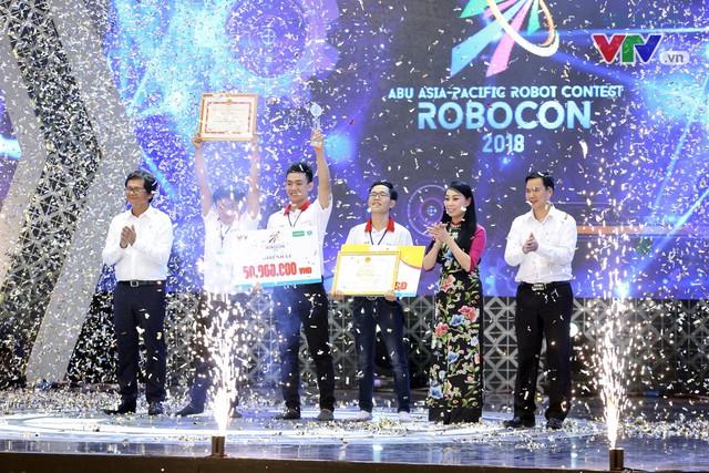 LH - ATM và LH - GALAXY đại diện Việt Nam tham dự ABU Robocon 2018 - Ảnh 1.