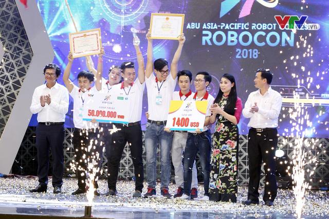 Cơ hội chiến thắng của Việt Nam tại ABU Robocon 2018? - Ảnh 2.