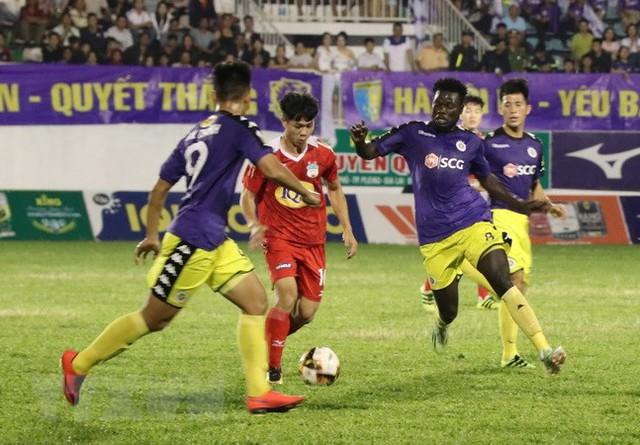 Lịch thi đấu tứ kết lượt về Cúp Quốc gia – Sư tử trắng 2018, hôm nay: Chờ màn tái đấu CLB Hà Nội – HAGL - Ảnh 1.
