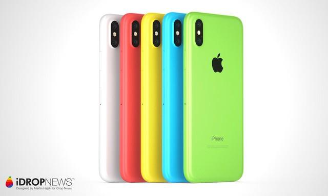 iPhone 6.1 inch sẽ có thêm màu xanh, vàng và hồng - Ảnh 1.