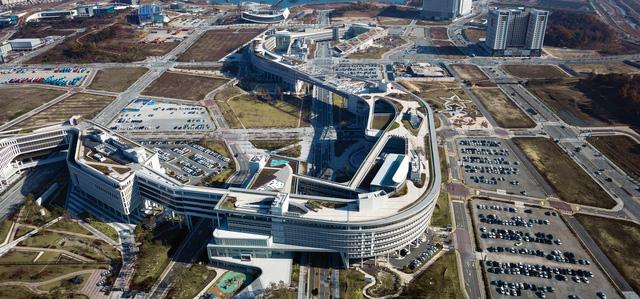 Sejong - Mô hình thành phố tuyệt vời ở Hàn Quốc - Ảnh 1.