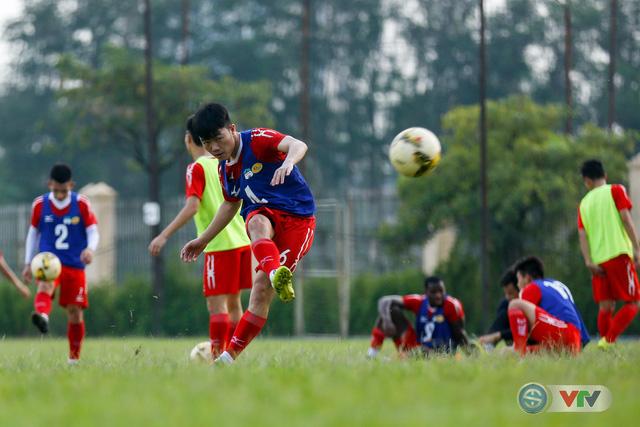 ẢNH: Xuân Trường, Công Phượng tươi như hoa trong buổi tập trước trận gặp CLB Hà Nội - Ảnh 8.