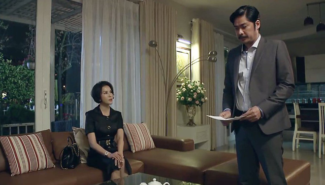 Tình khúc Bạch Dương - Tập 29: Quyên đưa đơn ly hôn, Hùng quanh co nói dối vợ - Ảnh 3.