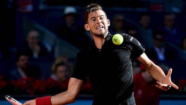 Rome mở rộng 2018: Nadal, Djokovic thẳng tiến, Dominic Thiem bị loại - Ảnh 3.