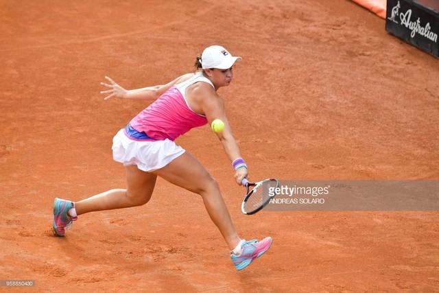 Rome mở rộng 2018: Sharapova thắng nhọc trận ra quân - Ảnh 1.