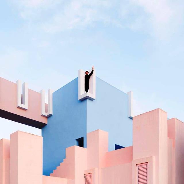 Anna Devis và Daniel Rueda - Ngôi sao Instagram nhờ phong cách độc - Ảnh 5.