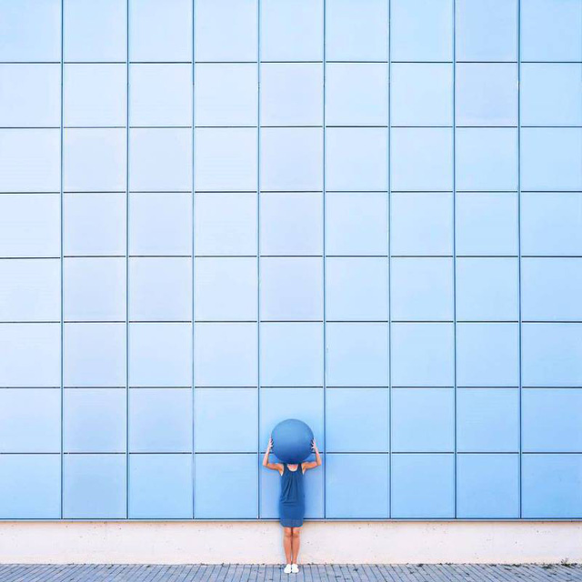 Anna Devis và Daniel Rueda - Ngôi sao Instagram nhờ phong cách độc - Ảnh 11.