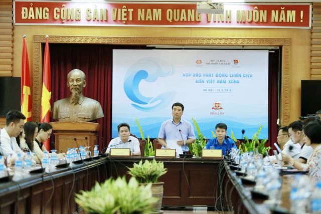 """Chung tay bảo vệ môi trường cùng chiến dịch """"Biển Việt Nam xanh"""" 2018  - Ảnh 2."""