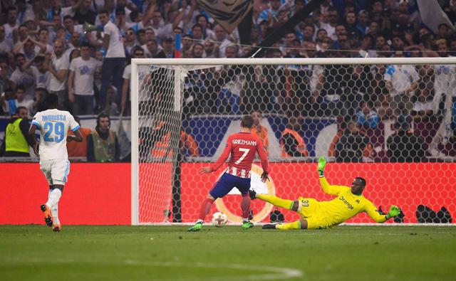 Những hình ảnh đáng nhớ trong trận chung kết UEFA Europa League 2017/18 - Ảnh 8.