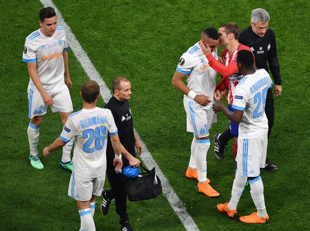 Những hình ảnh đáng nhớ trong trận chung kết UEFA Europa League 2017/18 - Ảnh 13.