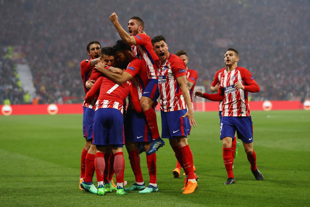 Những hình ảnh đáng nhớ trong trận chung kết UEFA Europa League 2017/18 - Ảnh 10.