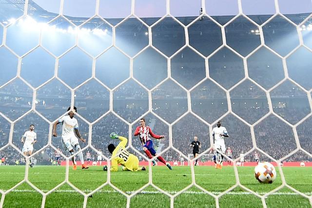 Chung kết Europa League, Marseille 0-3 Atletico Madrid: Griezmann tỏa sáng, Atletico lên ngôi - Ảnh 2.