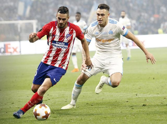 Chung kết Europa League, Marseille 0-3 Atletico Madrid: Griezmann tỏa sáng, Atletico lên ngôi - Ảnh 1.