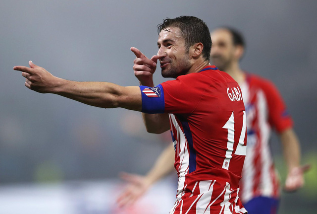 Chung kết Europa League, Marseille 0-3 Atletico Madrid: Griezmann tỏa sáng, Atletico lên ngôi - Ảnh 5.