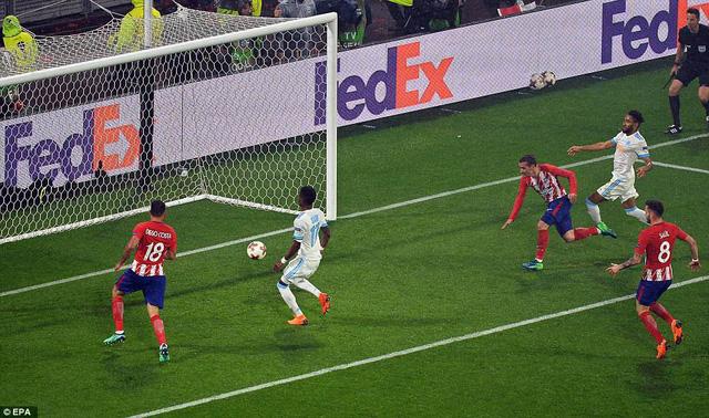 Những hình ảnh đáng nhớ trong trận chung kết UEFA Europa League 2017/18 - Ảnh 14.