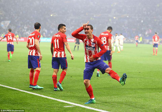 Những hình ảnh đáng nhớ trong trận chung kết UEFA Europa League 2017/18 - Ảnh 15.
