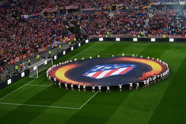 Những hình ảnh đáng nhớ trong trận chung kết UEFA Europa League 2017/18 - Ảnh 3.