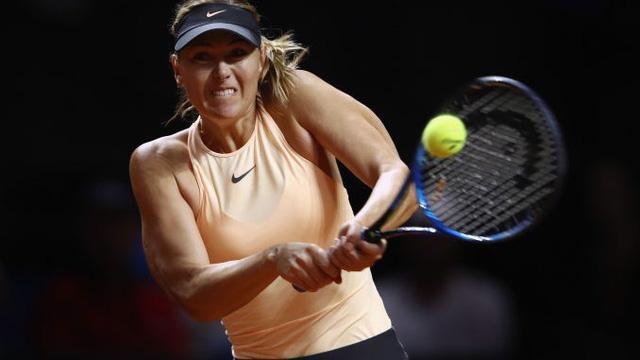 Ngược dòng trước Cibulkova, Sharapova tiến vào vòng 3 Rome mở rộng 2018 - Ảnh 3.