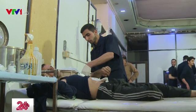 OPCW xác nhận vũ khí hóa học được sử dụng tại Syria - Ảnh 1.